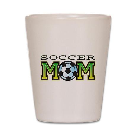 Soccer Mom Shot Glass