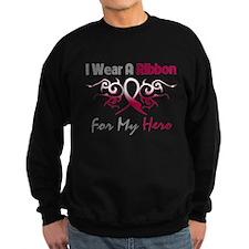 Head Neck Cancer Hero Jumper Sweater
