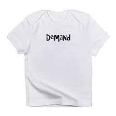 Supple - Demand Infant T-Shirt