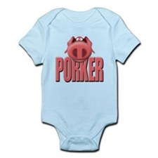 Porker Infant Bodysuit
