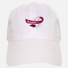Head Neck Cancer Survivor Baseball Baseball Cap