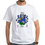 Ricci Coat of Arms White T-Shirt
