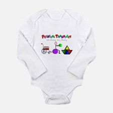 Physical Therapy Long Sleeve Infant Bodysuit