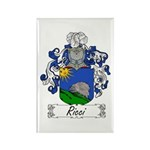 Ricci Coat of Arms Rectangle Magnet (100 pack)