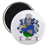 Ricci Coat of Arms Magnet