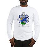 Ricci Coat of Arms Long Sleeve T-Shirt