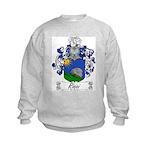 Ricci Coat of Arms Kids Sweatshirt