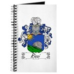 Ricci Coat of Arms Journal
