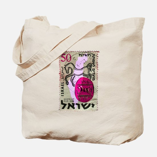 VINTAGE STAMP Tote Bag