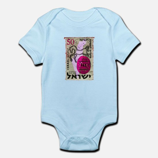 VINTAGE STAMP Infant Bodysuit
