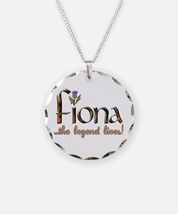 Fiona the Legend Necklace