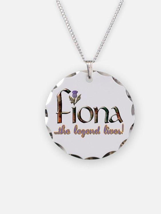 Fiona the Legend Necklace
