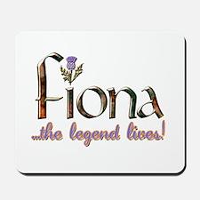 Fiona the Legend Mousepad