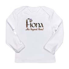 Fiona the Legend Long Sleeve Infant T-Shirt