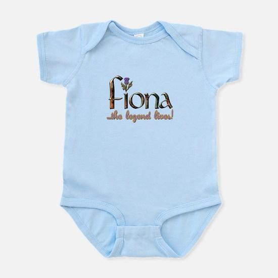 Fiona the Legend Infant Bodysuit