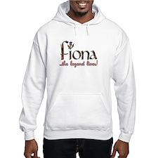 Fiona the Legend Hoodie