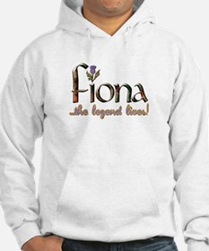 Fiona the Legend Hoodie Sweatshirt