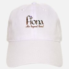 Fiona the Legend Baseball Baseball Cap