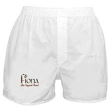 Fiona the Legend Boxer Shorts