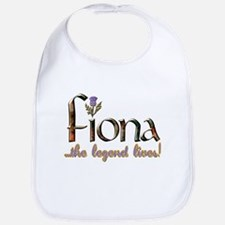 Fiona the Legend Bib