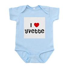 I * Yvette Infant Creeper