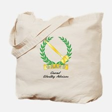 Grand Worthy Advisor Tote Bag
