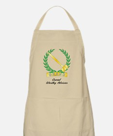 Grand Worthy Advisor Apron