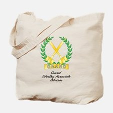 Grand Worthy Associate Adviso Tote Bag