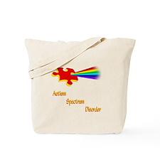 Autism Spectrum Disorder Tote Bag