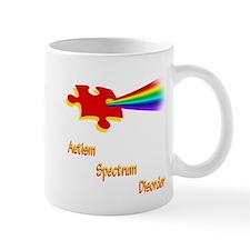 Autism Spectrum Disorder Mug
