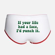 Punch It Women's Boy Brief