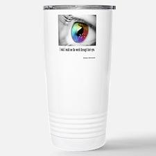 I wish I could see Travel Mug
