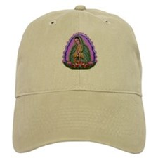 Lady of Guadalupe T4 Baseball Cap