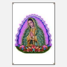 Lady of Guadalupe T4 Banner