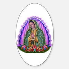 Lady of Guadalupe T4 Decal