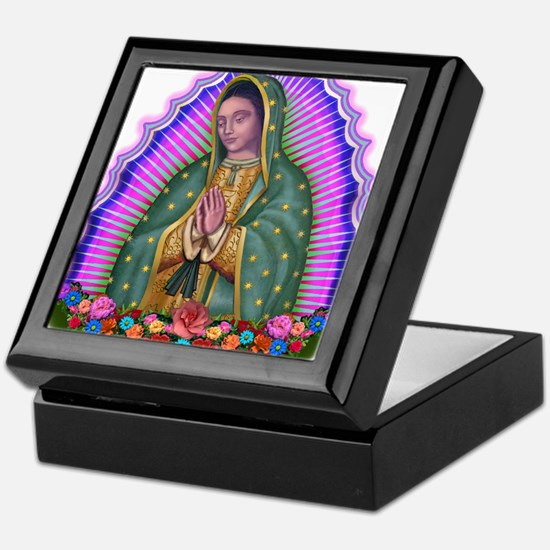 Lady of Guadalupe T4 Keepsake Box