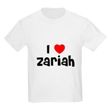 I * Zariah Kids T-Shirt