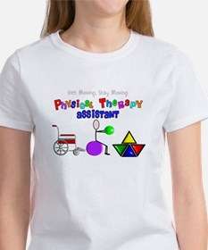 Physical Therapy Women's T-Shirt