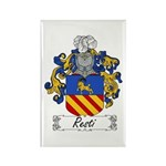 Resti Coat of Arms Rectangle Magnet