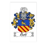 Resti Coat of Arms Postcards (Package of 8)