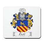 Resti Coat of Arms Mousepad