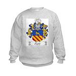 Resti Coat of Arms Kids Sweatshirt