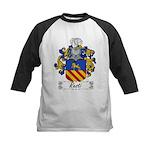 Resti Coat of Arms Kids Baseball Jersey