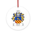 Resti Coat of Arms Ornament (Round)