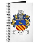 Resti Coat of Arms Journal