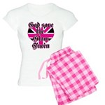 God Save The Glam Queen Women's Pajamas