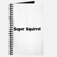 Super Squirrel Journal