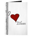 I love Ethan Journal