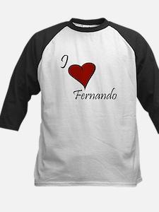 I love Fernando Tee