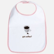 got coffee? Bib